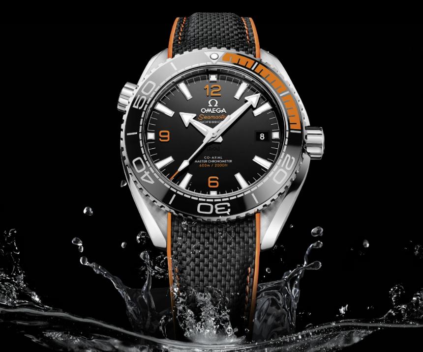 Omega Seamaster Planet Ocean Master Chronometer Replica
