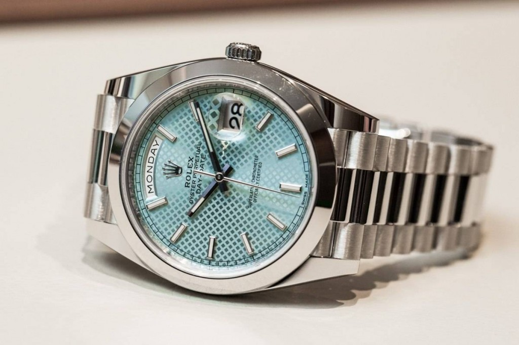 Rolex Oyster Perpetual Day Date Replica