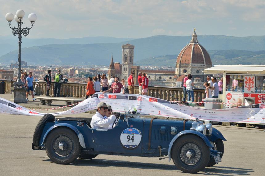 Replica Chopard Mille Miglia 2016 XL Race Edition
