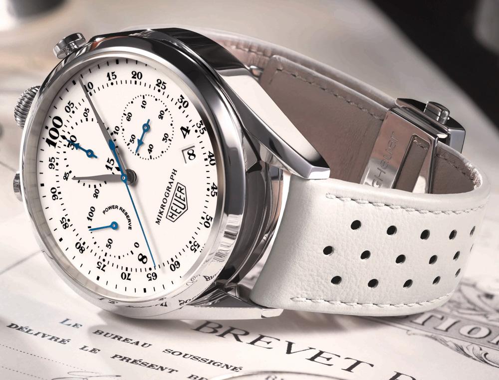 TAG Heuer Mikrograph 100 ° Anniversario del cronografo replica orologi per il 2016