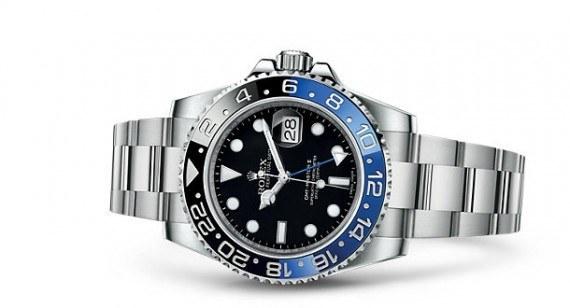 blu Rolex GMT-Master-II Replica