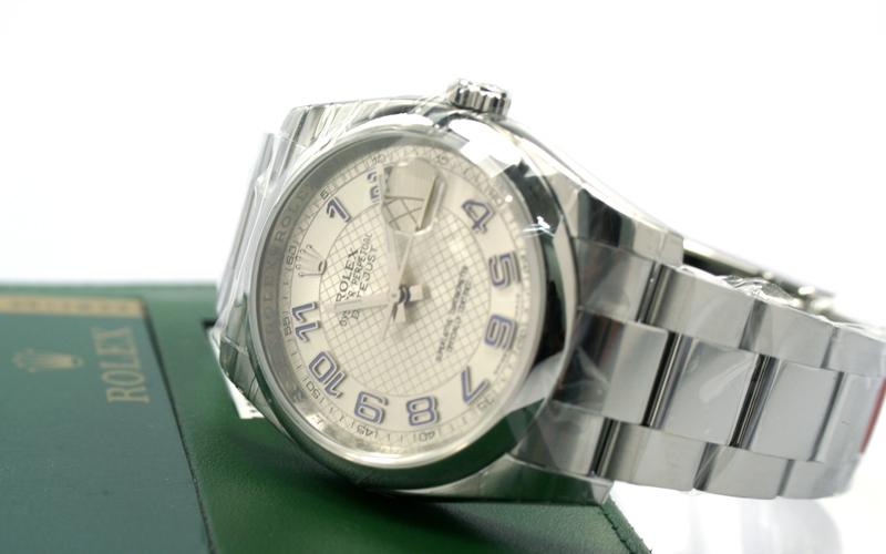 Bracciali In Acciaio Rolex Datejust 36 Orologi Falsi