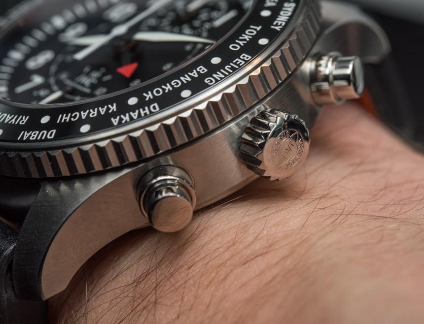 IWC Pilots Timezoner sihh 2016 Replica