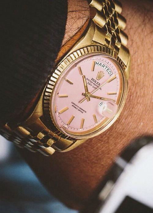 Replica Rolex Daydate Italia