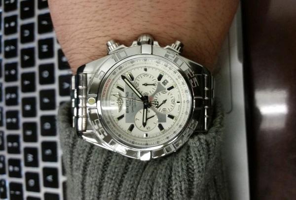 Orologireplicadilusso-Breitling-Chronomat-Replica