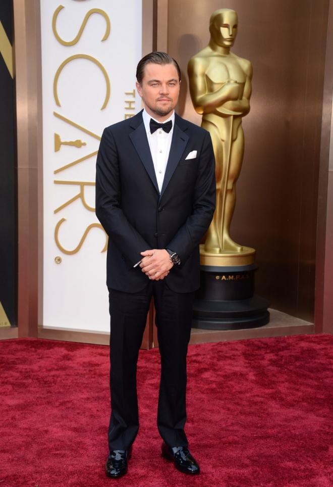DiCaprio Oscars Replica Tag Heuer