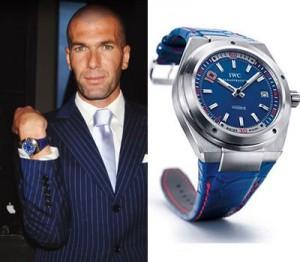Zidane IWC Replica